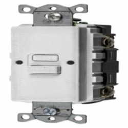 Hubbell Wiring Device-Kellems 20A COM SELF TEST FACELESS GFR WHITE
