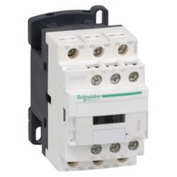 Schneider Electric CAD32E7 RELAY 600V 10AMP TESYS + OPTIONS,-40...70 deg.C,10 A at <= 60 deg.C,3 NO + 2 NC,48VAC,A600 - Q600,IP2x front face conforming to VDE 0106,Screw Clamp,TeSys,UL Listed File Number E164353 CCN NKCR - CSA Certified File Number LR43364 Class 3211 03 - CE Marked - IEC Rated,control circuit,control relay,plate-rail