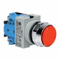 IDEC ABW110-B TW FLUSH P.B.