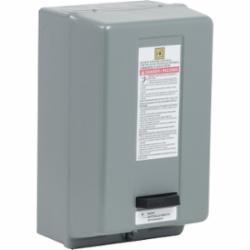 Square D 8911DPSG13V02 STARTER MOTOR CONTROL 1000VAC,120VAC@60Hz - 110VAC@50Hz,20 A,3,3 hp 230 V AC 1 phase-7.5 hp 230 V AC 3 phases-7.5 hp 460 V AC 3 phases-7.5 hp 575 V AC 3 phases-1.5 hp 115 V AC 1 phase,3 phases,600 V AC,DPS,Definite Purpose Starter,General Purpose (Indoor),NEMA 1,Thermal - Melting Alloy