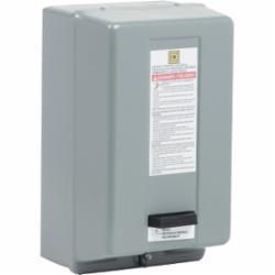 Square D 8911DPSG33V09 STARTER MOTOR CONTROL 1000VAC,20 hp 575 V AC 3 phases-2 hp 115 V AC 1 phase-5 hp 230 V AC 1 phase-15 hp 460 V AC 3 phases-10 hp 230 V AC 3 phases,208/240VAC@60Hz - 220VAC@50Hz,3,3 phases,30 A,600 V AC,DPS,Definite Purpose Starter,General Purpose (Indoor),NEMA 1,Thermal - Melting Alloy