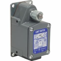 Square D 9007TUB3S1 LIMIT SWITCH 600VAC 12AMP T +OPTIONS,-10deg.F to 185deg.F (-23deg.C to 85deg.C),0.5 Inch NPT Conduit Entrance Screw Clamp,20A,600V,Form Z Single Pole DT-DB,Ideal for applications requiring extra heavy duty contact ratings and/or higher operating and reset forces.,Lever Arm (purchase separately) CW and CCW,Mill Limit Switch,NEMA 1, 2, 4, 12, 13 IP65, 66, 67,NEMA A600/P600,UL Listed, CSA Certified, CE Marked