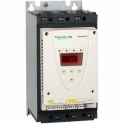 Schneider Electric ATS22D88S6 soft start 208-600vac220Vcntrl ,88amp,230...600 V (- 15...10 ),25HP@208V - 30HP@230V - 60HP@460V - 75HP@575V 37kW,3 phases,88A,> 40...< 60 deg.C with current derating 2.2 per deg.C--10...40 deg.C without derating,Altistart 22,IP20,UL - CSA - CE - RoHS,internal bypass,soft starter,severe and standard applications