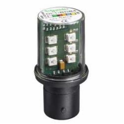 SQD DL1BDB4 RED LED BA15D 24VAC/DC