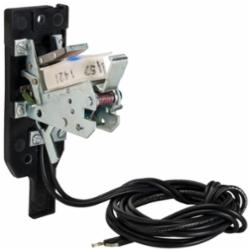Square D LA11021 CIRCUIT BREAKER SHUNT TRIP 120-240V AC,240VAC,Circuit Breaker Shunt Trip,LA, LH, Series 4 and Q4 Circuit Breakers,NA,Trips the Circuit Breaker from a Remote Location by Means of a Trip Coil Energized from a Separate Circuit
