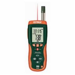 Extech® HD550 3-in-1 Combination Meter - Humidity Meter, Type K an