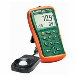 Extech® EA33 Highest intensity light measurements up to 99,990Fc 999,900Lux