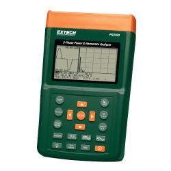 Extech® PQ3350 3 phase Power Harmonics Analyzer