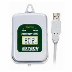 Extech® 42265 Temperature datalogger with docking station and PC s