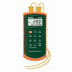 Extech® 421502 Thermometer with dual display, relative and program