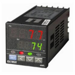Extech® 48VFL13 1/16 DIN Temperature PID Controller with 4-20mA Ou