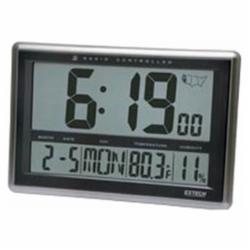 FLIR CTH10 CLOCK, RADIO CONTROLLED, TEMP/HUMIDITY