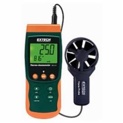 Extech® SDL310 Datalogger stores 20M readings via 2G SD card and 9