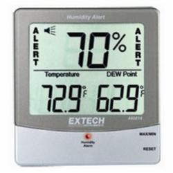 EXTECH 445814 HUMITY ALERT HYGRO-THERMOMETER