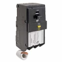 Square D QO350GFI MINIATURE CIRCUIT BREAKER 208Y/120V 50A,10kA,240 Vac,3-Phase,3P,50A,Box Lugs #8 to #2 AWG(Al/Cu),Ground Fault Protecting (Class A 6mA) Plug-On,Miniature Circuit Breaker,QO,UL Listed - CSA Certified,not rated