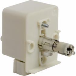 Schneider Electric 9001KM38LW 30MM LIGHT MODULE RESIST 120V LED WHITE,120 V,Direct,Harmony,LED (white),Light Module,Light module for illuminating 30mm control units