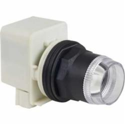 Schneider Electric 9001SK1L1 PUSHBUTTON OPERATOR 30MM SK +OPTIONS,30 mm,AC15 - DC13,Harmony,Illuminated,NEMA 1/2/3/3R/4/4X/6/12/13,No Contact Blocks,Panel,Pushbutton,Screw Clamp,UL File Number E42259 CCN NKCR - CSA File Number LR24590 Class 3211-03 - CE Marked,Water tight, Dust tight, Oil tight and Corrosion Resistant (Indoor/Outdoor),black plastic,unmarked,momentary