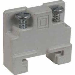 Square D 9080GH10 TERMINAL BLOCK END CLAMP G,9080G,End Clamp,Set of 50,screw-on