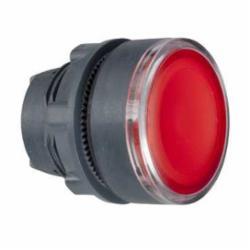 Schneider Electric ZB5AH043 FLUSH PUSH ON/PUSH OFF ILLUM FOR LED RED,22 mm,illum push-button,Harmony XB5,IP 65,Illuminated Standard Button Flush,NEMA 1/2/3/4/4X/13,UL Listed File Number E164353 CCN NKCR - CSA Certified File Number LR44087 Class 321103 - CE Marked,head for illuminated push-button,head for illuminated push-button,plastic,illum push-button,push-push,red