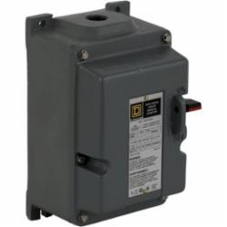 SQD 2510MCR2 MANUAL STARTER 230VAC