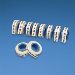 PAND PMDR-40-49 Pre-Printed Marker Tape Refills Polyest