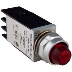 Schneider Electric 9001JP35DRR29 PILOT LIGHT 28V 11/16IN TYPE J +OPTIONS,0.69 Inch,Harmony,LED (Red) 24/28V,NEMA 4/13 IP65,Panel,Pilot Light,Red,Round,Signalling,UL, CSA