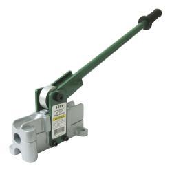 Greenlee® Little Kicker 1811 Conduit Hand Bender, For Pipe Diameter: 1/2 in, 3/4 in EMT