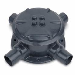GAFX2 BOX GRAY PVC COATED