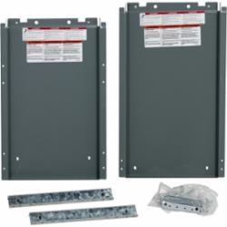Square D NQ12RDE PNLBD NQ 12 RAIL EXTENSION KIT,12 inches,NQ,Panelboards,Rail Extension Kit