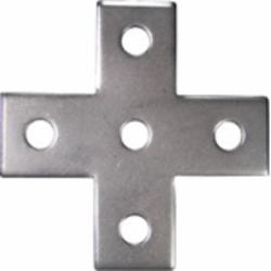 CALPIPE S60000PLCR CROSS PLATE TYPE 316 STAINLESS STEEL