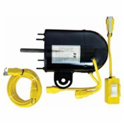 TPI 08747602 1/2 HP Motor with Remote Switch for Heavy Duty Fan R1MOT