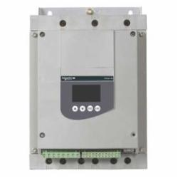 Schneider Electric ATS48D17Y SOFT START 208-690VAC 17A ATS48,-10...40 deg.C without derating-> 40...60 deg.C with current derating of 2 per deg.C-> 40...60 deg.C with current derating of 2 per deg.C,1 to 60 seconds (adjustable),17A,24V,3HP@208V - 5HP@230V - 10HP@460V - 15HP@575V,Altistart 48,IEC/EN 60947-4-2, EMC classes A and B, CE,UL ,CSA,DNV,C-Tick,GOST, CCC,NOM,SERPRO AND TCF,IP20,external bypass (optional),soft starter,pumping and ventilation machine-severe and standard applications