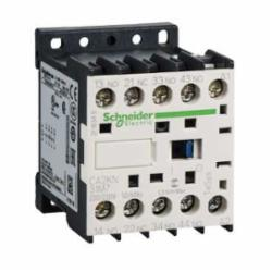 Schneider Electric CA2KN31M7 CONTROL RELAY 600VAC 10AMP IEC +OPTIONS,-25...50 deg.C,10 A at <= 50 deg.C,220/230VAC,3 NO + 1 NC,IP2x,Screw Clamp,TeSys,UL Listed File Number 164353 CCN NKCR - CSA Certified File Number LR43364 Class 3211 03 - CE Marked,control circuit,control relay,rail-plate