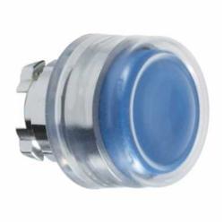 Telemecanique,NON-ILLUM CLEAR BOOT- BLUE EXTENDED,Harmony XB4,blue,head for non-illuminated push-button,head for non-illuminated push-button chromium plated metal,push-button,push-button 22 mm,spring return