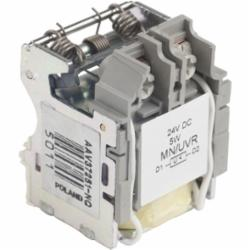 Square D S29410 CIRCUIT BREAKER UNDERVOLTAGE TRIP 24V DC,24VDC,Circuit Breaker Under Voltage Trip,NA,PowerPact