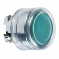 Schneider Electric ZB4BW533 ILLUM MOMENTARY FLUSH BOOTED FOR LED G,22mm Round,Chromium Plated Metal,Green Unmarked,Harmony,IP 65,Illuminated Standard Button Flush (with Boot),Momentary,NEMA 1/2/3/4/4X/13,Pushbutton Operator,UL Listed File Number E164353 CCN NKCR - CSA Certified File Number LR44087 Class 321103 - CE Marked