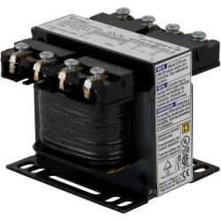 Square D 9070T50D19 TRFMR CONTROL 50VA MULTIPLE VOLTAGES,1-Phase,105 deg.C,208/240/277/380/480V,24V,50VA,55 Degrees C,Copper,Industrial Control Transformer,Open,Panel,Screw Clamp,Specifically designed to handle high inrush associated with contactors and relays for applications such as conveyor systems, paint lines, punch presses or overhead cranes,UL Listed, CSA, CE Marked