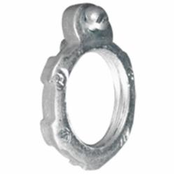 Appleton® GL200 Bonding Locknut, 2 in, For Use With IMC/Rigid Conduit Fittings, Steel