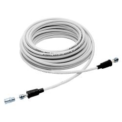 HUBW TV98W MARINE CATV CABLE 25' WH