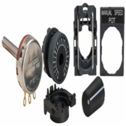Schneider Electric ATVPOT25K POTENTIOMETER,0.5 w,2.5 kilohm,Altivar,Potentiometer,User interface