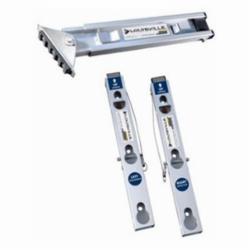 Louisville Ladder Levelok Kit - One Leveler + Two Mounting Brackets