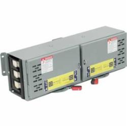 Square D QMJ364T SWITCH, FUSIBLE QMJ 600V 200A 3P TWIN,200-200A,200000 AIR,3-Pole,600VAC,Branch Switch,Fusible Disconnect,Panel/Surface Mount,Single Throw,UL Listed