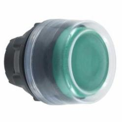 Schneider Electric ZB5APA3 NON-ILLUM CLEAR BOOT-GREEN FLUSH,22 mm,Black,Green Unmarked,Harmony XB5,IP 65,NEMA 1/2/3/4/4X/13,Standard Button Projecting (with Boot),UL Listed File Number E164353 CCN NKCR - CSA Certified File Number LR44087 Class 321103 - CE Marked,head for non-illuminated push-button,head for non-illuminated push-button,plastic,spring return