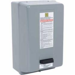 Square D 8911DPSG43V09 STARTER MOTOR CONTROL 1000VAC,208/240VAC@60Hz - 220VAC@50Hz,25 hp 575 V AC 3 phases-10 hp 230 V AC 3 phases-3 hp 115 V AC 1 phase-7.5 hp 230 V AC 1 phase-20 hp 460 V AC 3 phases,3,3 phases,40 A,600 V AC,DPS,Definite Purpose Starter,General Purpose (Indoor),NEMA 1,Thermal - Melting Alloy