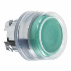 Schneider Electric ZB4BPA3 NON-ILLUM CLEAR BOOT-GREEN FLUSH,22mm Round,Green Unmarked,Harmony,IP 65,Metal Button Flush (with Boot),Momentary,NEMA 1/2/3/4/4X/13,Non-Illuminated,Pushbutton Operator,UL Listed File Number E164353 CCN NKCR - CSA Certified File Number LR44087 Class 321103 - CE Marked