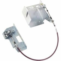 Square D 9422CSF50 OPERATING MECHANISM CABLE MECHANISM NEMA,2 or 3,250A Frame Size,9422 Type A Handle (Purchase Separately),250A,Cable Mechanism,Direct,Direct/Flange,Flanged,For use with Schneider Electric circuit breakers including Merlin Gerin and PowerPact Only,MG-NSF or PowerPact H and J Frame Circuit Breakers (2 or 3-Pole) 250A,Schneider Electric Single Cable Operating Mechanism for Circuit Breakers 60 Inches
