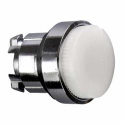 Schneider Electric ZB4BH13 PUSH PUSH EXTENDED FOR LED WHITE,22 mm,illum push-button,Harmony XB4,IP 65,Illuminated Standard Button Extended,NEMA 1/2/3/4/4X/13,UL Listed File Number E164353 CCN NKCR - CSA Certified File Number LR44087 Class 321103 - CE Marked,chromium plated metal,head for illuminated push-button,head for illuminated push-button,illum push-button,push-push,white