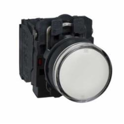 Schneider Electric XB5AW31G5 PUSHBUTTON LED 120VAC 22MM XB5B +OPTIONS,1 NO + 1 NC,10A,110...120 V AC, 50/60 Hz,22 mm,AC15 - DC13,Harmony XB5,NEMA 4/4X/13,Screw Clamp,UL Listed File Number E164353 CCN NKCR - CSA Certified File Number LR44087 Class 321103 - CE Marked,Water tight, Dust tight and Corrosion Resistant (Indoor/Outdoor),complete illuminated push-button,complete illuminated push-button,plastic,integral LED,protected LED,slow-break,spring return