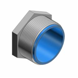 T&B® 1942 Industrial Fitting CHASE® Bushed Conduit Nipple, 1/2 in, For Use With IMC/Rigid Conduit, Steel