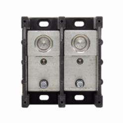 BUSS 16383-2 POWER DISTRIBUTION BLOCK, 600VAC/DC